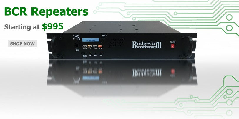 BCR Repeaters