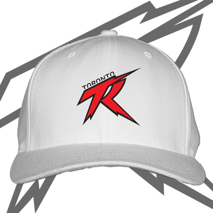 White TR Snapback - 2020 Edition