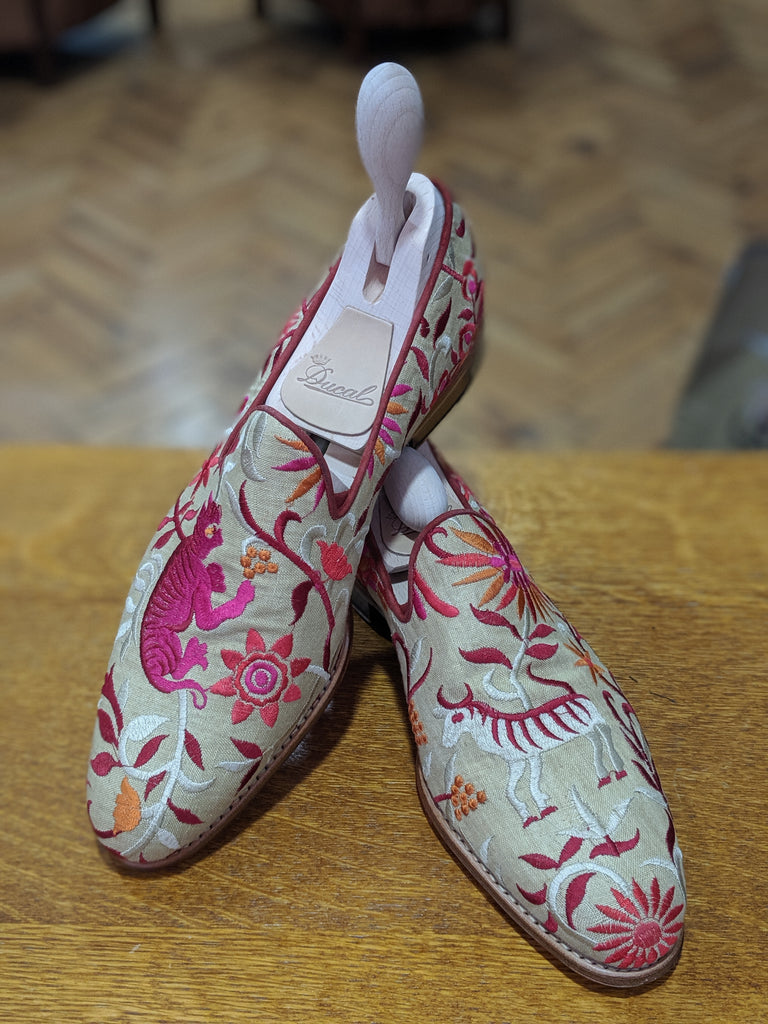 Ducal Slipper - 42.5 EU / 8.5 UK/ 9.5 US - Ascot Shoes
