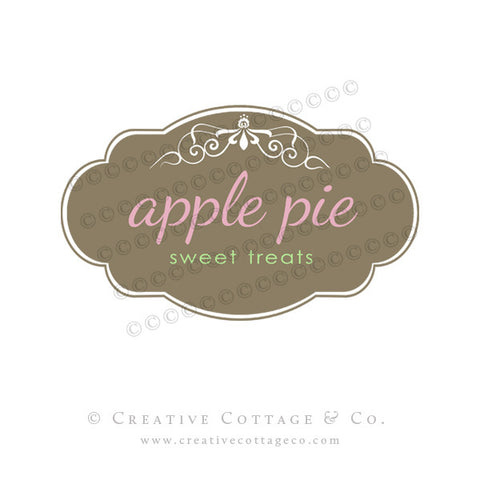 Logo Design- Apple Pie
