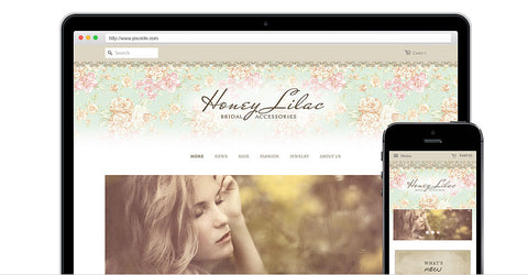 Shopify Theme- Joli Millesime