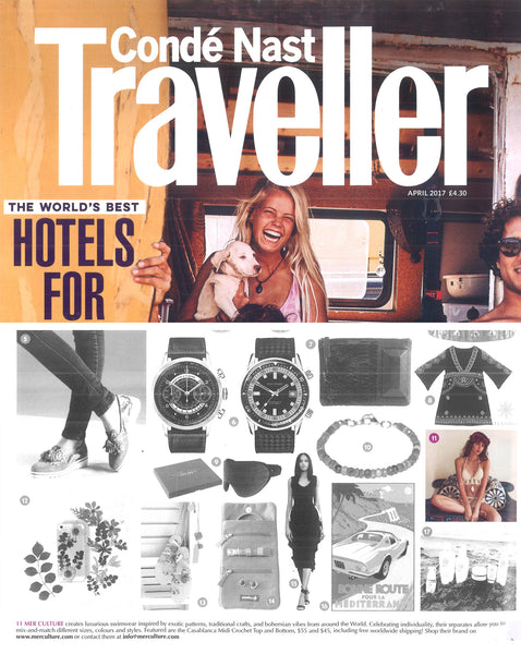 Condé Nast Traveller, March 2017