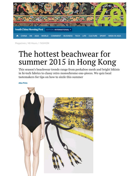 48 Hours by SCMP, June 2015