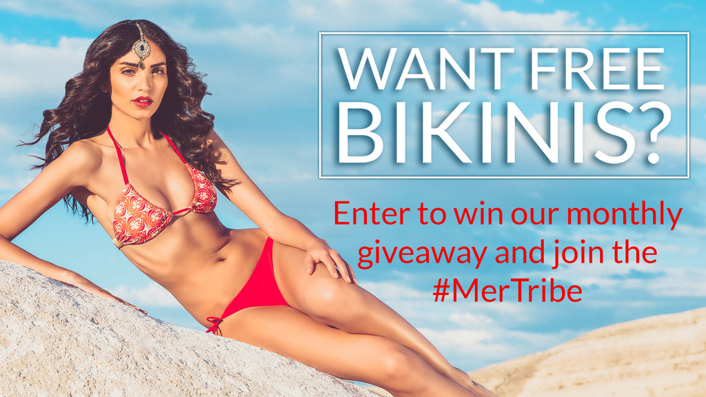 Join the #MerTribe for exclusive discounts, giveaways, behind-the-scenes and more!