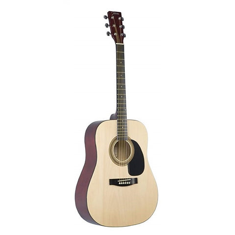 JOHNSON JG610 - 4/4 SIZE - NATURAL