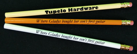 Tupelo Hardware Co. Wooden Pencil