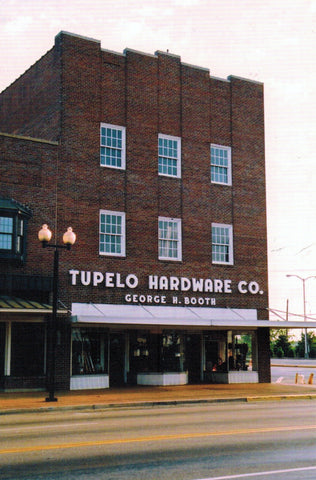 Tupelo Hardware Co. Small Postcard