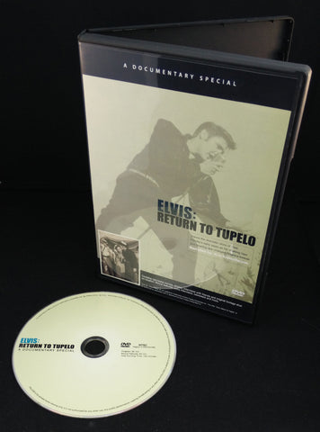 Elvis: Return to Tupelo DVD