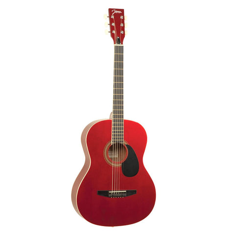 JOHNSON JG100 - 4/4 SIZE - RED