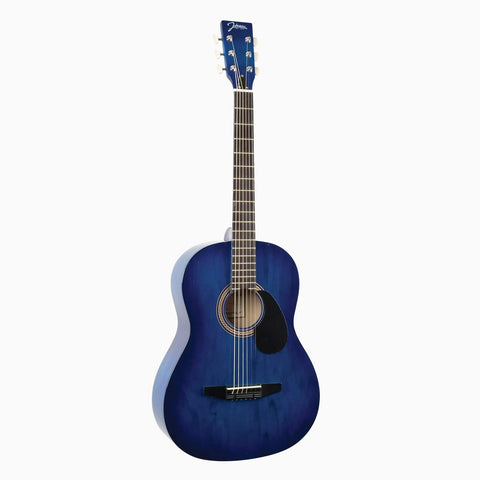JOHNSON JG100 - 4/4 SIZE - BLUE