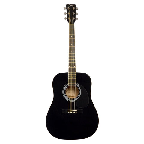 JOHNSON JG610 - 4/4 SIZE - BLACK