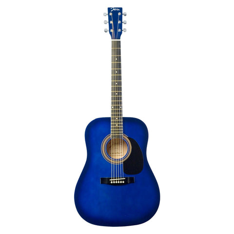 JOHNSON JG610 - 4/4 SIZE - BLUE