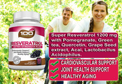 7 HEALTH REASONS TO TAKE RESVERATROL