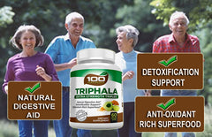 10 AMAZING BENEFITS OF TRIPHALA