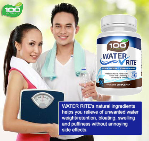 Might To Rid Excess Water Weight How Naturally Get Of could