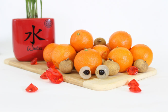 Celebrate the Lunar New Year with Infused Mandarins & Dragon Eyes!