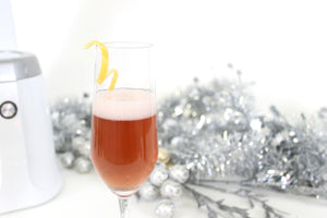 Sparkle Rosé for a Bubbly New Year's Cocktail!