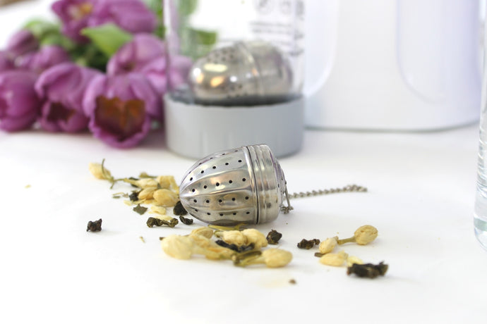 Infuse the Taste & Scent of Citrus Oolong Tea for Spring!