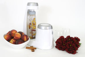 Healthy Hydration with Taste - Infuse Fall's Harvest in Your Glass