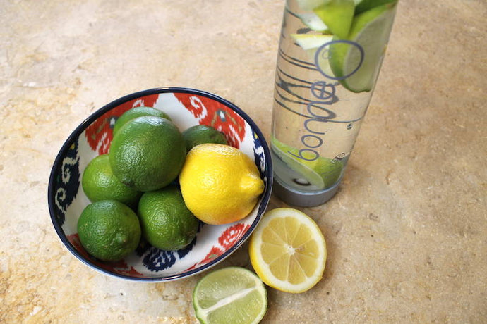 Make Lime Sparkling Water Like Big Brands!