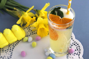 Here's an Easter Mandarin Mojito for the Family!