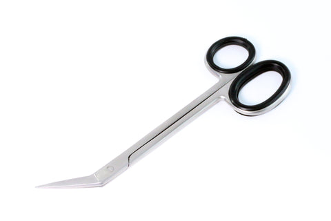 Angle Toe Nail Scissor with Grip