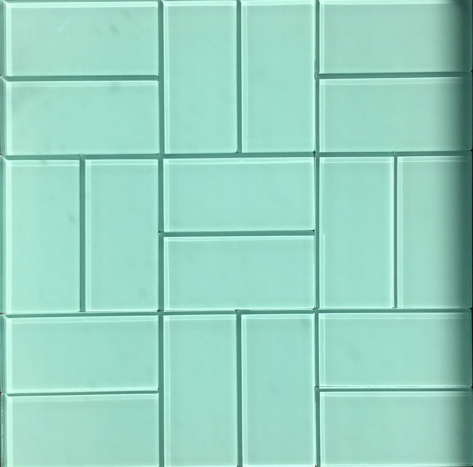 Basketweave Subway Tile Choice Image Flooring