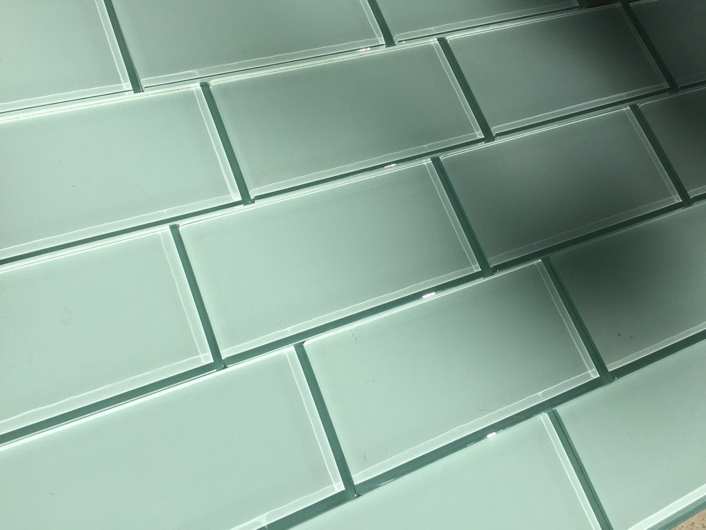 Subway Tile Pattern 3x6 glass subway tile installation patterns – vicci design