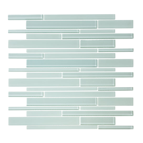 Seafoam Glass Mosaic