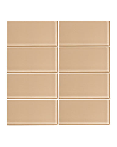 Saharan Atlas 3x6 Glass Subway Tile