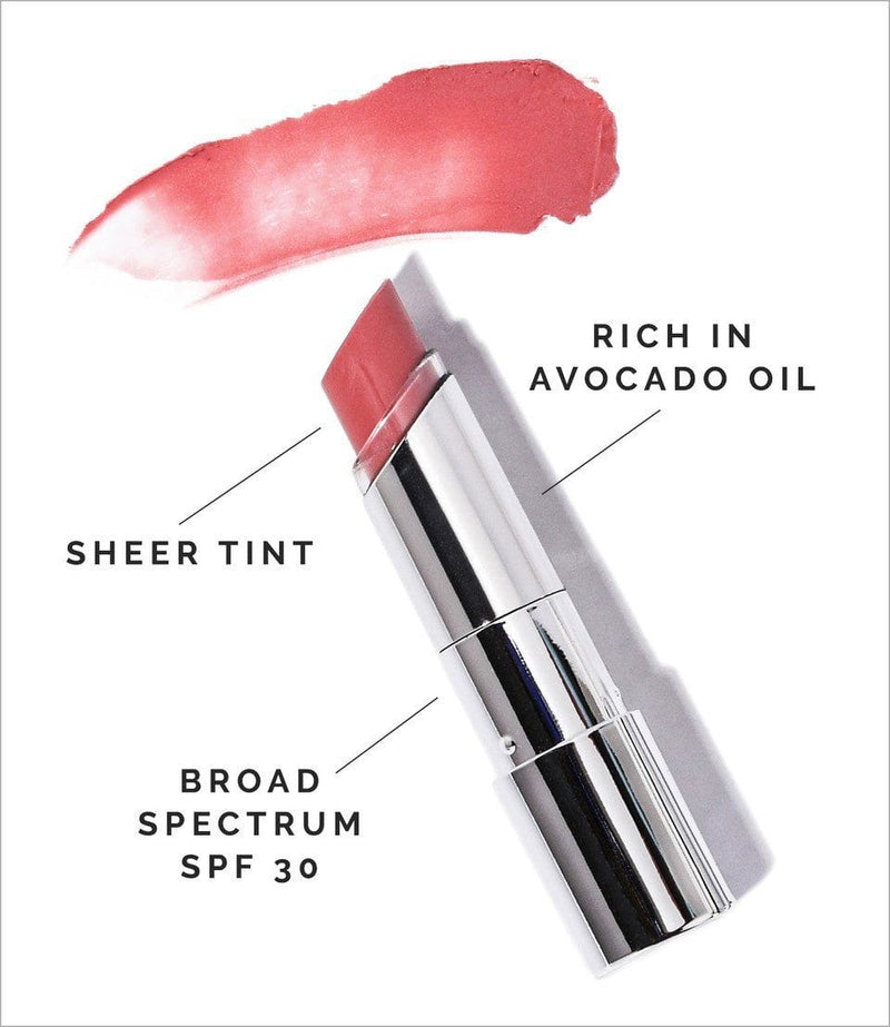 Hydrating Sheer Lip Balm SPF 30 - PINK suncare MDSolarSciences™