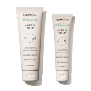 Mineral Crème SPF 50-New suncare MDSolarSciences™