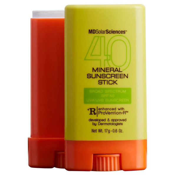 Mineral Sunscreen Stick SPF 40, in a holiday bag MDSolarSciences™