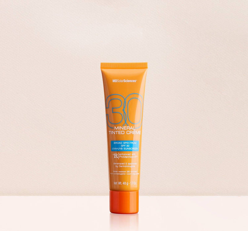 Mineral Tinted Crème SPF 30 suncare MDSolarSciences™