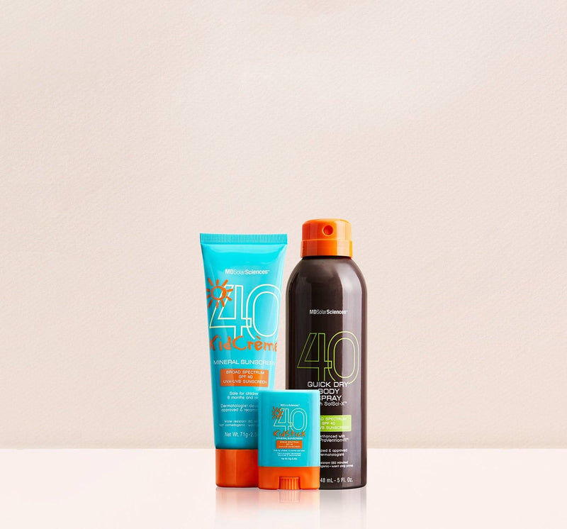 PlayDate Pack suncare MDSolarSciences™