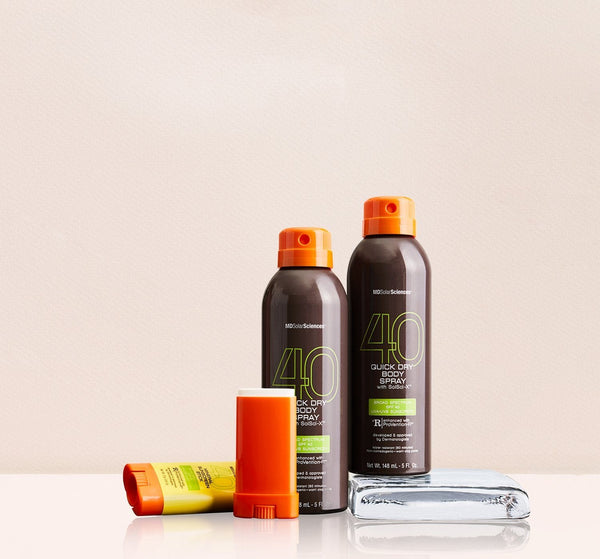 Stick & Spray Pack suncare MDSolarSciences™