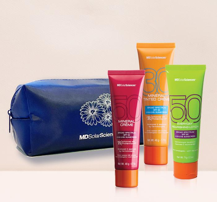 Essential Skincare Trio MDSolarSciences™