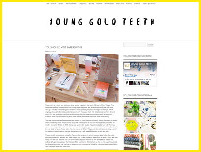 Young Gold Teeth Review
