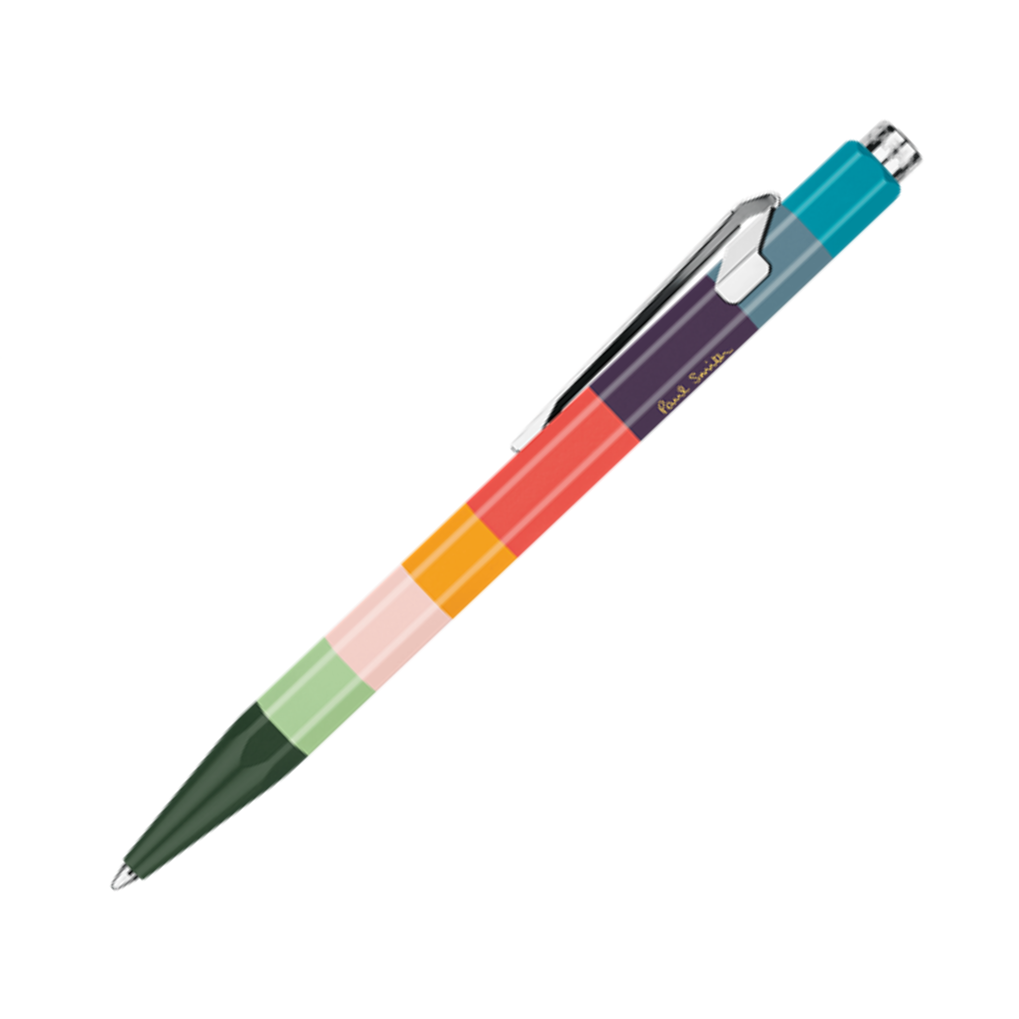 Paul Smith 849 Ballpoint - Racing Green