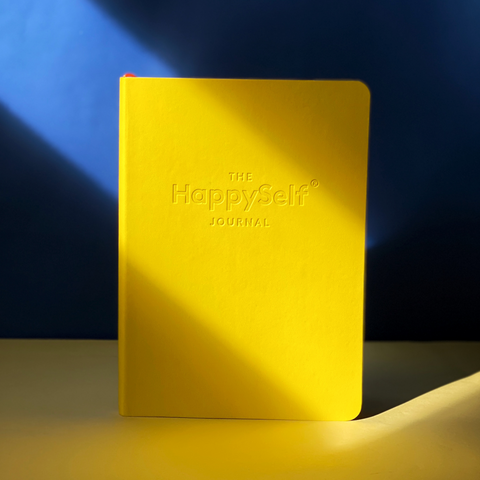 HappySelf Junior Journal - Yellow