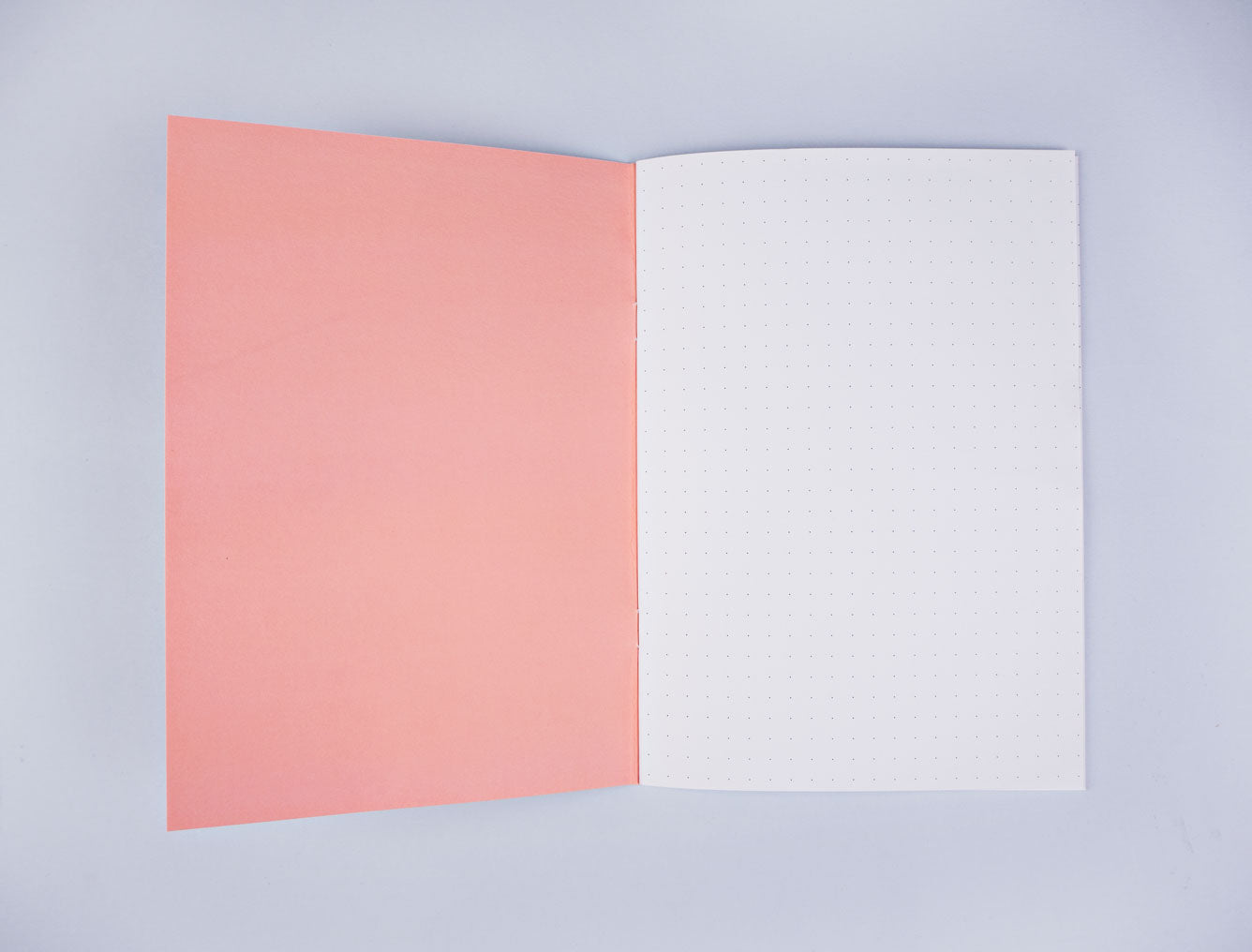 Dot Grid A5 Notebook - New York