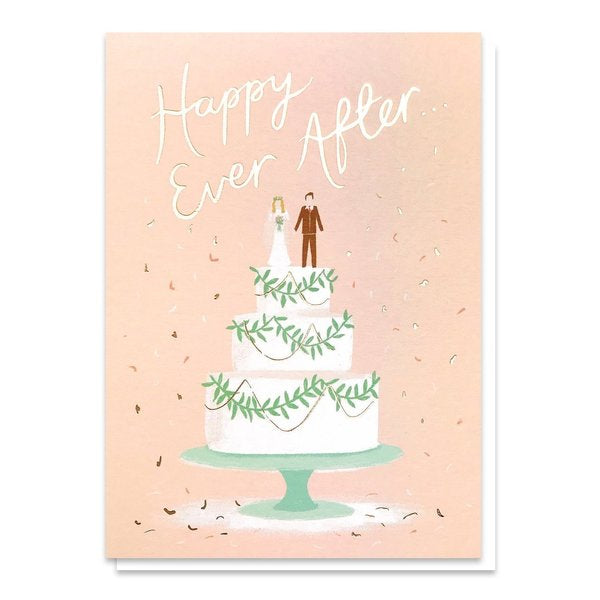 Happy Ever After Cake