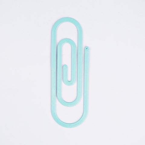 Paperclip Bookmark - Green