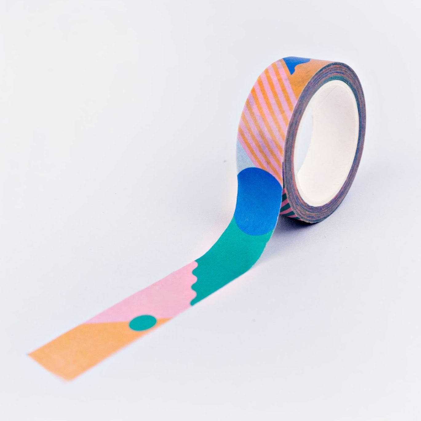 Washi Tape - Primary Miami
