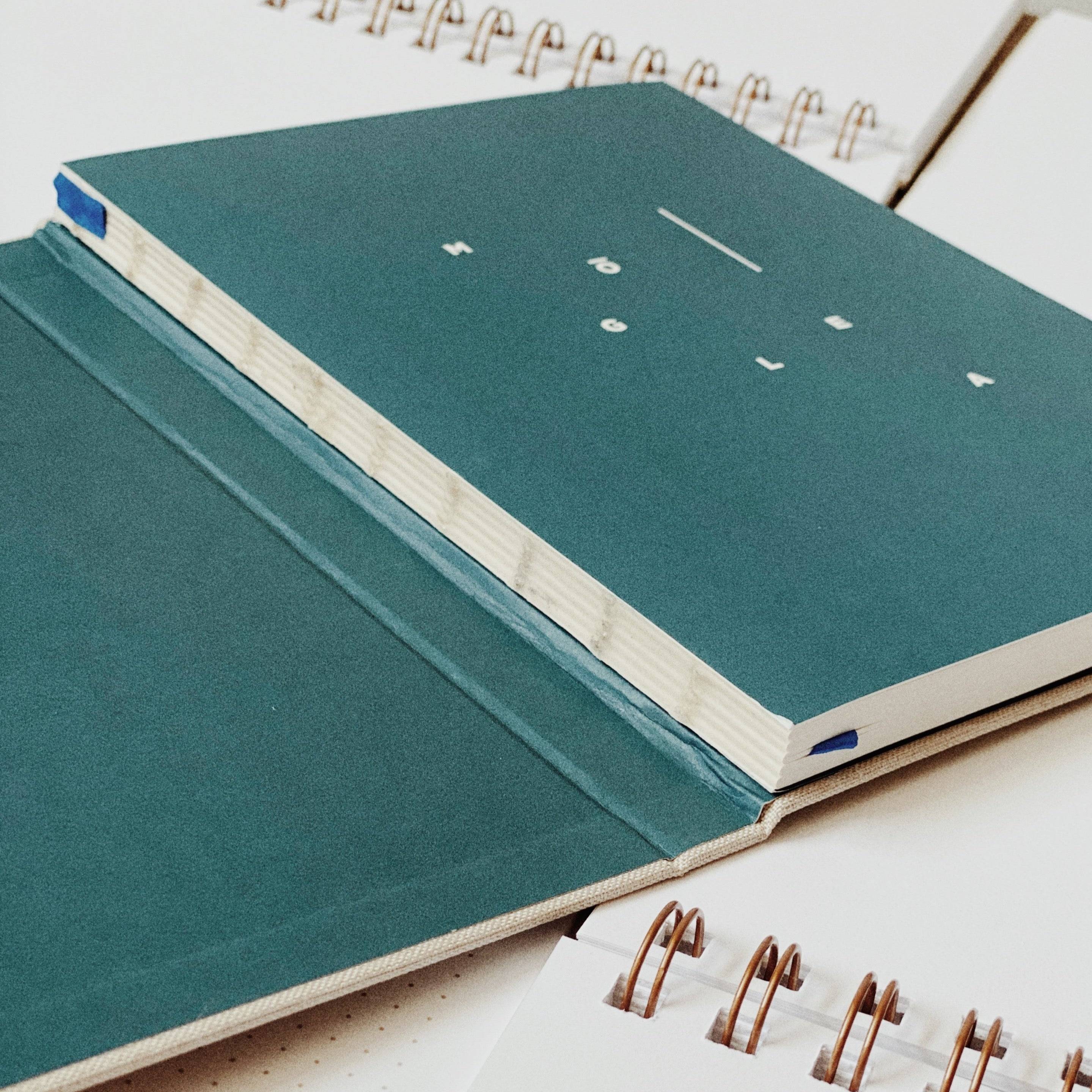 Cloth Notebook - Cookie