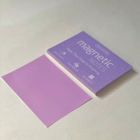 Magnetic Notes - Lilac