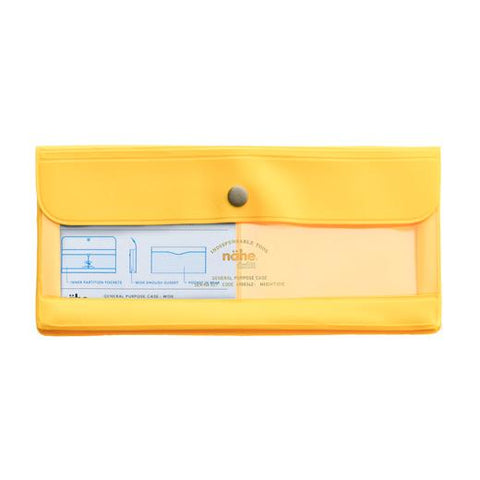 Nahe Pencil Case - Yellow