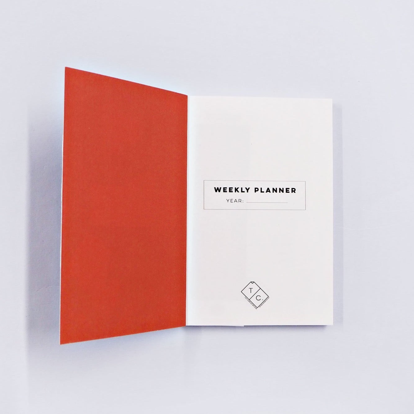Weekly Pocket Planner - Spot Palette No.1