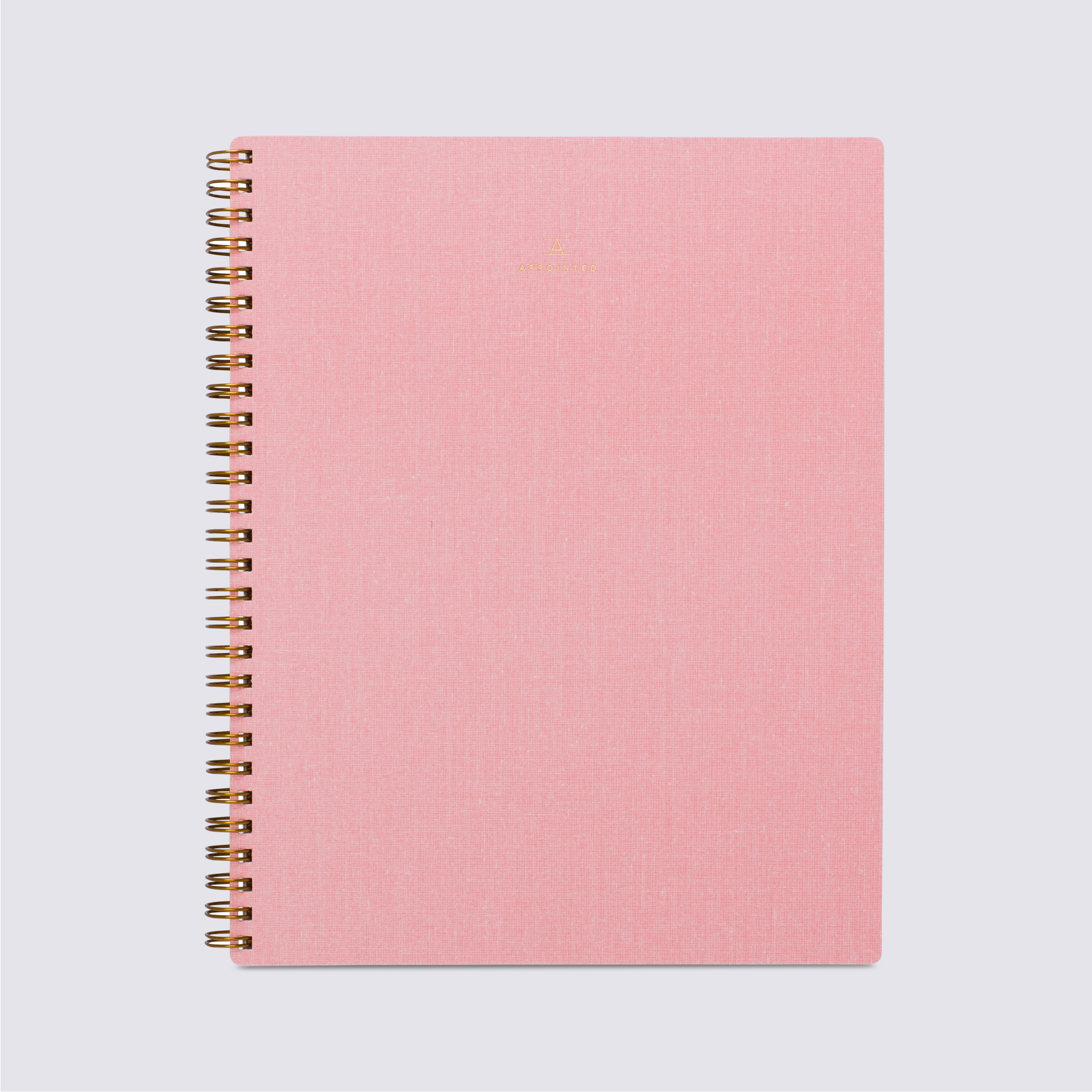 B6 Notebook - Blossom Pink
