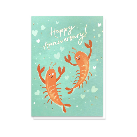 Lobsters Card